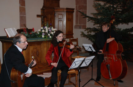 Concert à Mittelbergheim